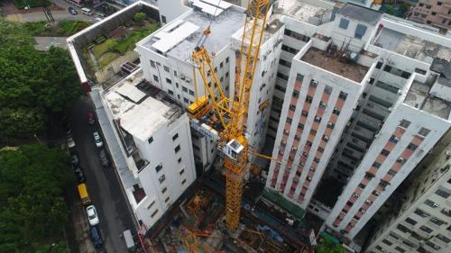 We offer the full range of related services to meet the requirements as stipulated in the Guidelines on Safety of Tower Cranes issued by the Construction Industry Council & Code of Practice for Safe Use of Tower Crane.